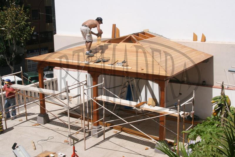 Artemadera for Diferentes tipos de techos para casas